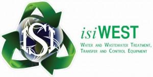 isiWEST Logo w tagline